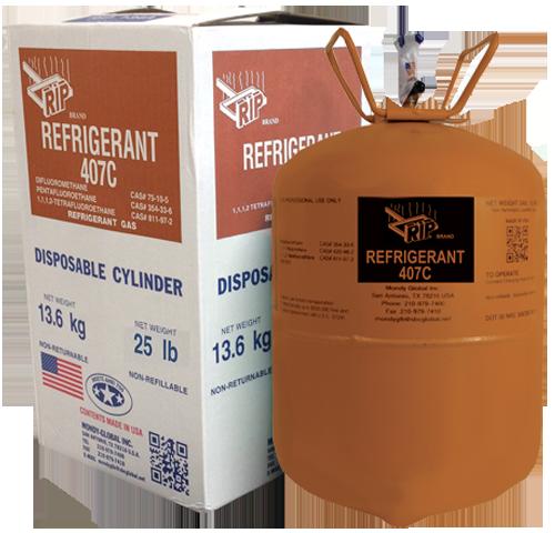 Refrigerant 407C